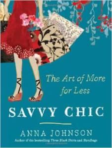 savvy chic book